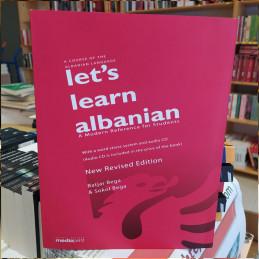 Lets Learn Albanian, A...