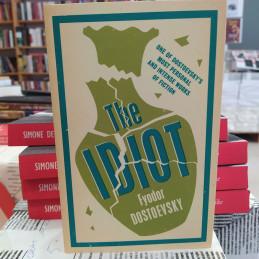 The Idiot, Fyodor Dostoevsky