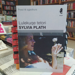 Lulekuqe tetori, Sylvia Plath
