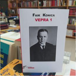 Vepra 1, Faik Konica