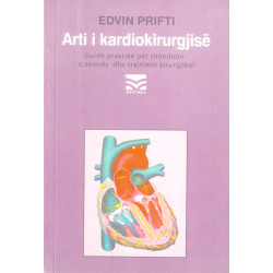 Arti i kardiokirurgjise, Edvin Prifti