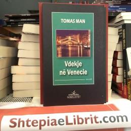 Vdekje në Venecia, Tomas Man