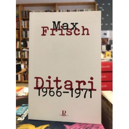 Ditari 1966-1971, Max Frisch