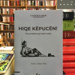 Hiqe këpucën!, Yasser Hareb