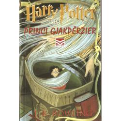 Harry Potter dhe Princi Gjakperzier, J.K. Rowling