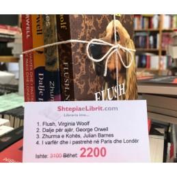 Ofertë, katër libra për...