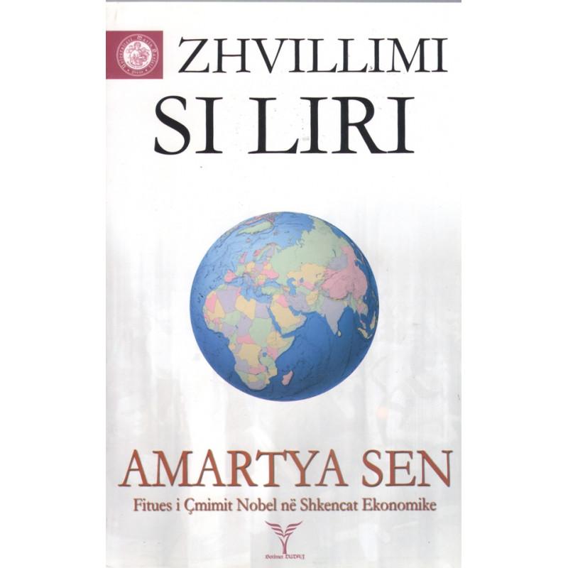 Zhvillimi si liri, Amartia Sen