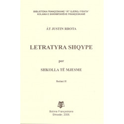 Letratyra shqype, At Justin Rrota