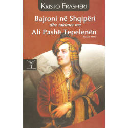 Bajroni ne Shqiperi, Kristo Frasheri