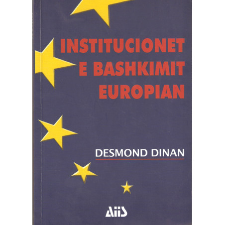 Institucionet e Bashkimit Europian, Desmond Dinan