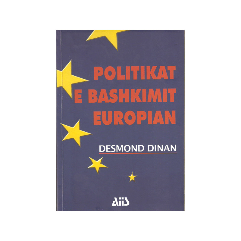 Politikat e Bashkimit Europian, Desmond Dinan