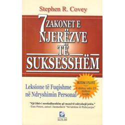 7 zakonet e njerezve te suksesshem, Stephen R. Covery