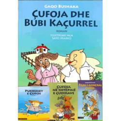 Seria e aventurave te Cufos (4 libra)