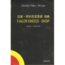 Fjalor Kinezce - Shqip, Donika Titka