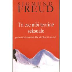 Tri ese mbi teorine seksuale, Sigmund Freud