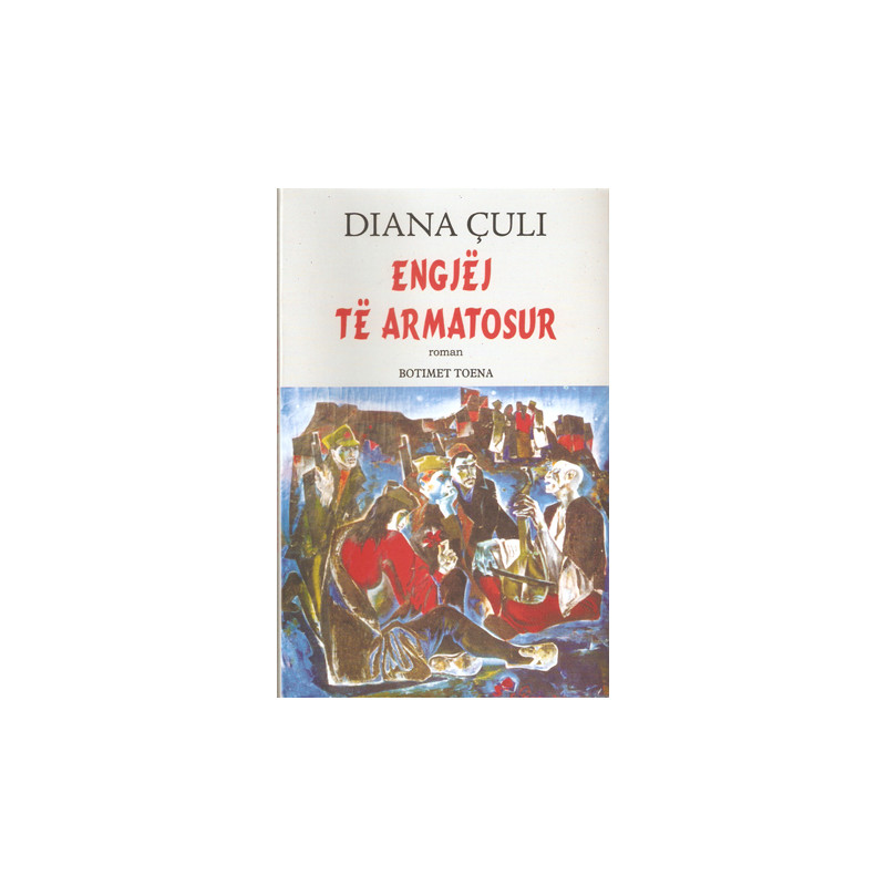 Engjej te armatosur, Diana Culi