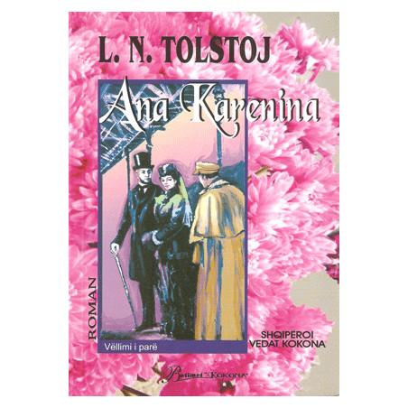 Ana Karenina , vellimi i pare, L.Tolstoj