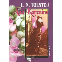 Ana Karenina, vellimi i dyte, L.Tolstoj, shqiperoi Vedat Kokona
