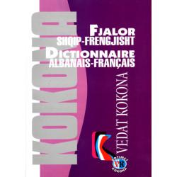 Fjalor Shqip - Frengjisht, Dictionnaire Albanais - Francais