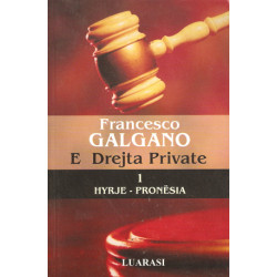 E drejta private, Francesco Galgano