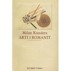 Arti i romanit, Milan Kundera