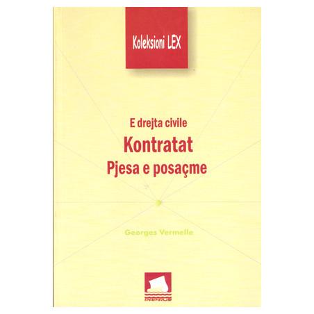 Kontratat, e drejta Civile, pjesa e posacme, Georges Vermelle