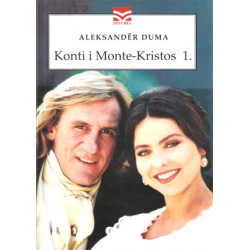 Konti i Monte-Kristos, Vellimi 2, Aleksander Duma