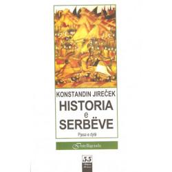 Historia e Serbeve, Pjesa e dyte, Kostandin Jirecek