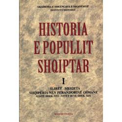 Historia e popullit shqiptar. Vol 1