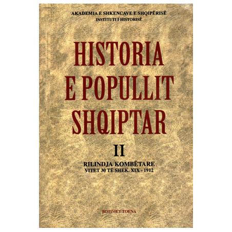 Historia e popullit shqiptar. Vol 2