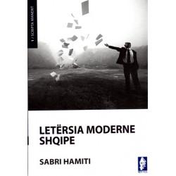 Letersia moderne shqipe, Sabri Hamiti