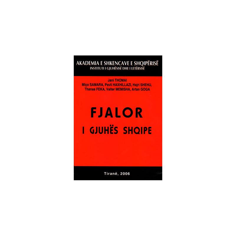 Fjalor i gjuhes shqipe