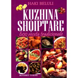 Kuzhina Shqiptare, 600 receta tradicionale gatimi, Haki Beluli
