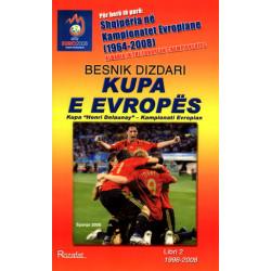 Kupa e Evropes, Besnik Dizdari