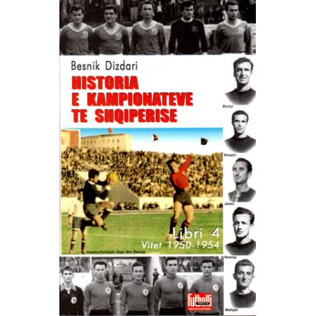 Historia e kampionateve te Shqiperise 1950-1954, Besnik Dizdari