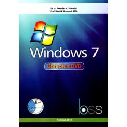 Meso Windows 7 (libri plus DVD) ne shqip