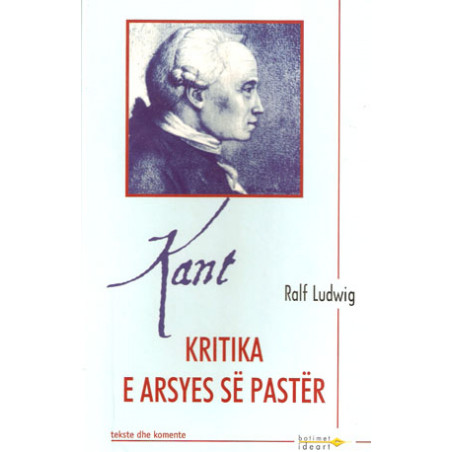 Kant, Kritika e arsyes se paster, Ralf Ludwig