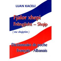 Fjalor xhepi frengjisht - shqip (me shqiptim), Luan Kaceli