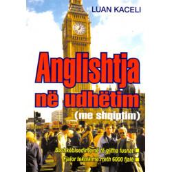 Anglishtja ne udhetim (me shqiptim), Luan Kaceli