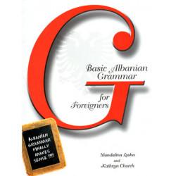 Basic Albanian Grammar for Foreigners, Kathryn Church