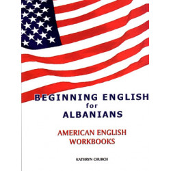 Beginning English for Albanians, Kathryn Church