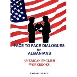 Face to face dialogues for Albanians, Kathryn Church