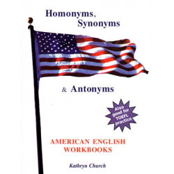 Homonyms, Synonyms & Antonyms, Kathryn Church