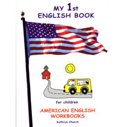 My first English Book for children (per femije), Kathryn Church