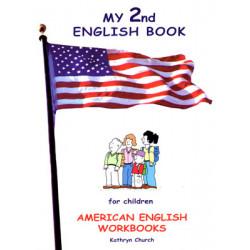 My second English Book (per femije), Kathryn Church