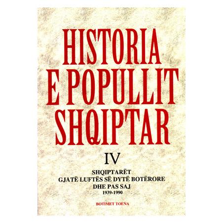 Historia e popullit shqiptar. Vol 4
