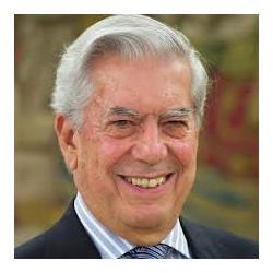 Vajza e prape, Mario Vargas Llosa