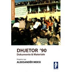Dhjetor 90, Aleksander Meksi