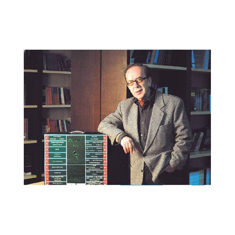 Vepra e plote e Ismail Kadare