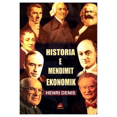 Historia e mendimit ekonomik, Henri Denis